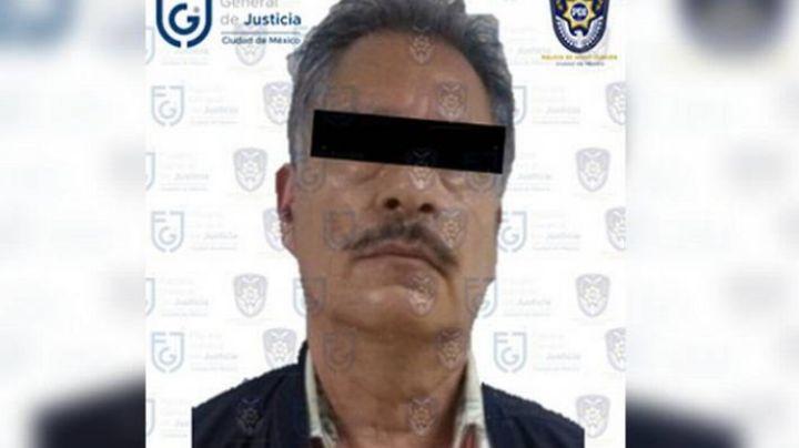 Cae José de Jesús 'N' en CDMX; su hijo de 12 años lo acusó de drogarlo y abusar de él