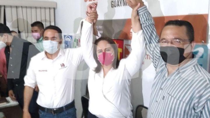 Karla Córdova es alcaldesa electa de Guaymas; recibió la constancia de mayoría