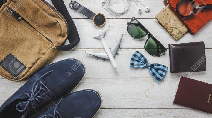 ¡Detente! Estos son los errores de moda masculina que debes evitar cuando salgas de viaje