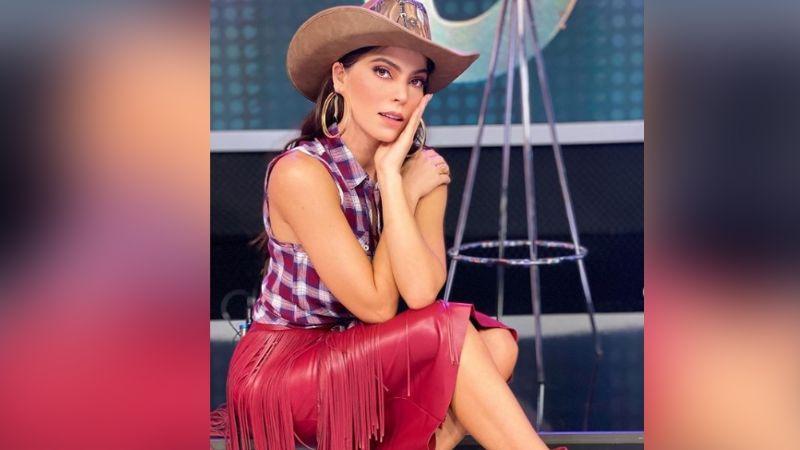Esmeralda Ugalde conquista Instagram al lucirse irresistible desde TV Azteca