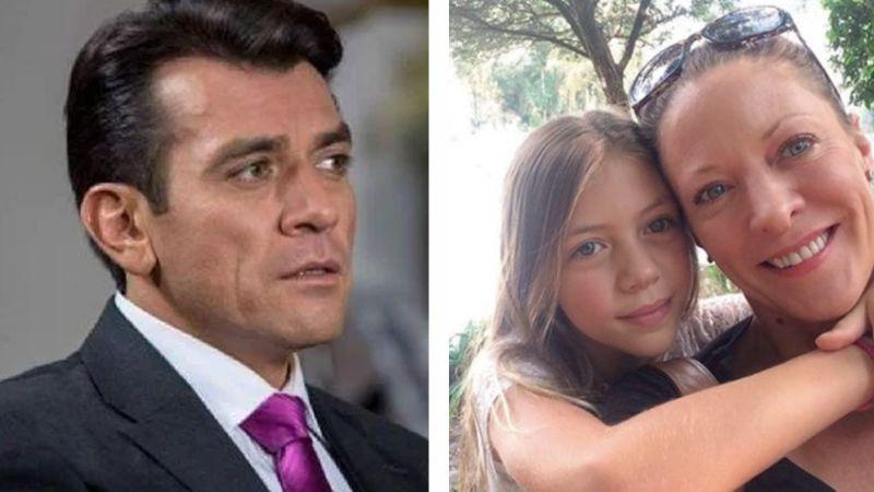 Andrea Noli cambia a TV Azteca por Televisa y exhibe a Jorge Salinas por abandonar a su hija