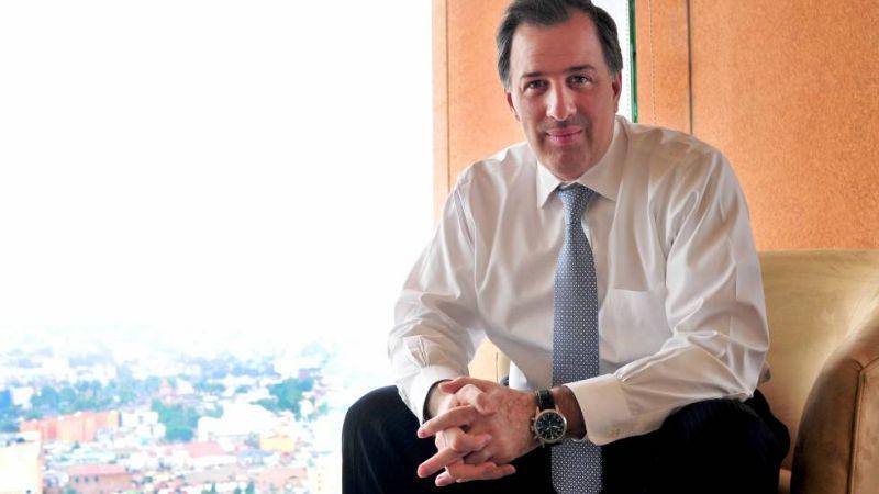 Internet propone a José Antonio Meade como candidato a la presidencia de México en 2024