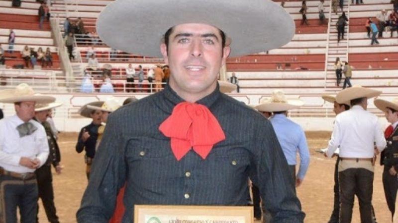 Alejandro: Campeón nacional de charrería fue quemado vivo; regresaban de un evento con su familia
