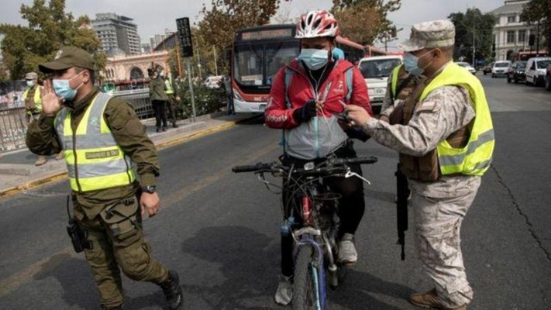 Chile anuncia cuarenta por incremento de casos de Covid-19; la tercera durante la pandemia