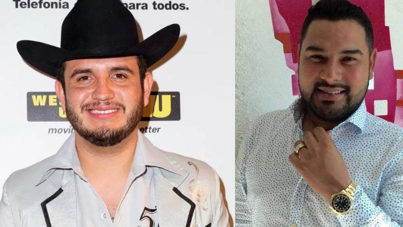 """""""Vamos a bajar de kilos y de cachete"""": La advertencia de Calibre 50 a vocalista de Banda MS"""