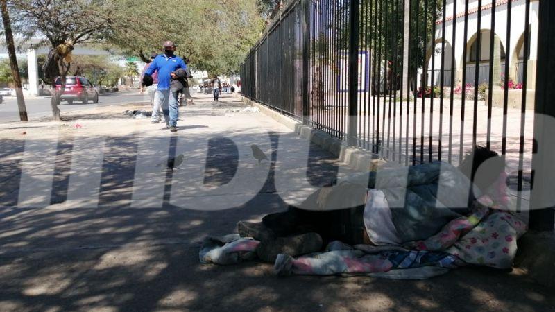 Buscan que indigentes no se expongan a las altas temperaturas de Hermosillo
