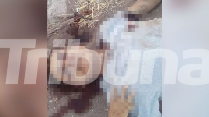 Tenía 32 años: Identifican a hombre ejecutado a tiros a las afueras de Ciudad Obregón