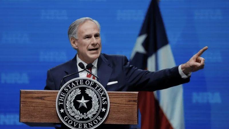 Gobernador de Texas advierte que continuará la construcción de muro y arrestará a migrantes