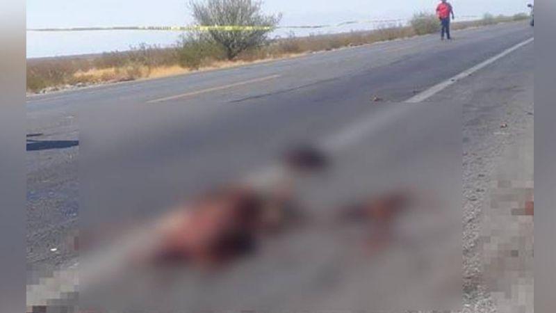 Terrible final: Indigente muere mutilado al ser arrollado por múltiples vehículos
