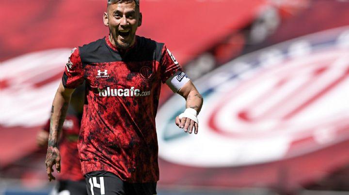 ¡Al diablo con el Club América! Rubens Sambueza se queda en el Toluca FC