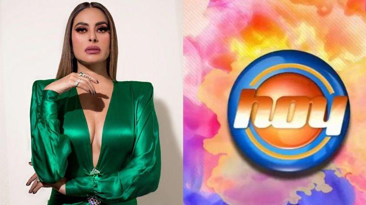 ¿Adiós Televisa? Tras 13 años en 'Hoy', Galilea Montijo deja el programa y este actor la reemplaza