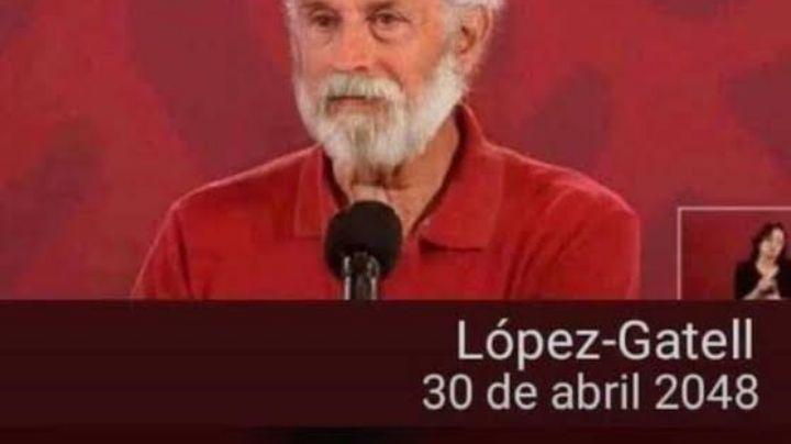 #AdiosGatell: Con críticas y memes, Internet despide las conferencias Covid-19 de López-Gatell