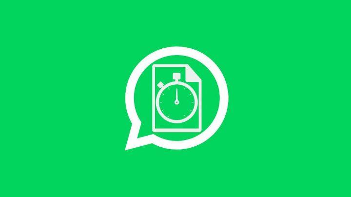 WhatsApp: Los mensajes que se autodestruyen también se pueden aplicar en versión web