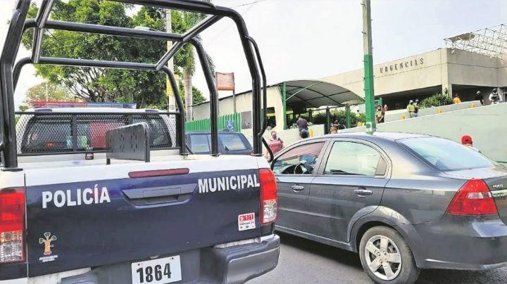 Comerciante sale a vender su automóvil y termina baleado por resistirse a un asalto