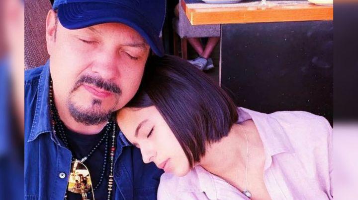 """En 'Ventaneando', Ángela Aguilar revela esto de Pepe Aguilar: """"Mi papá es un hado padrino"""""""