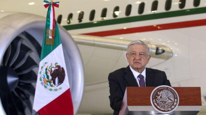 Gobierno de AMLO anuncia que logró vender el avión presidencial por 65mdp