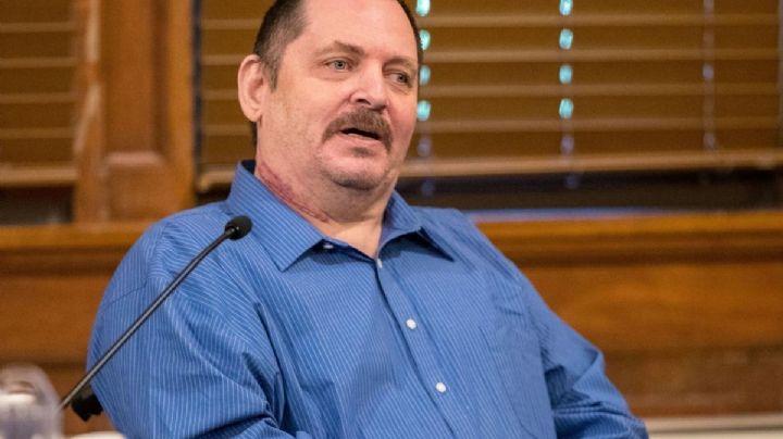 Condenan a pena de muerte a Aubrey Trail por asesinar y descuartizar a una joven