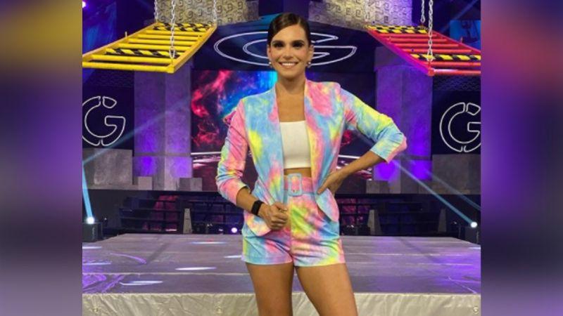 """""""Espantosa"""": Tania Rincón llega a 'Guerreros 2021' con este 'look' y todo Televisa se le va encima"""