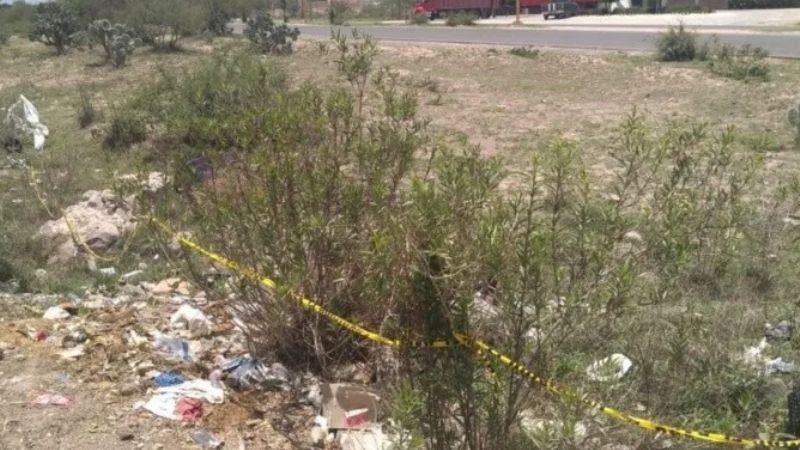 Macabro hallazgo: Dentro de una zanja, encuentran el cadáver de un hombre; tenía 20 años