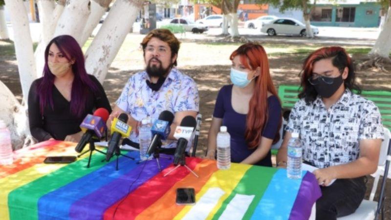 Comunidad LGBTTTIQ anuncia agenda de actividades por mesde la diversidad sexual