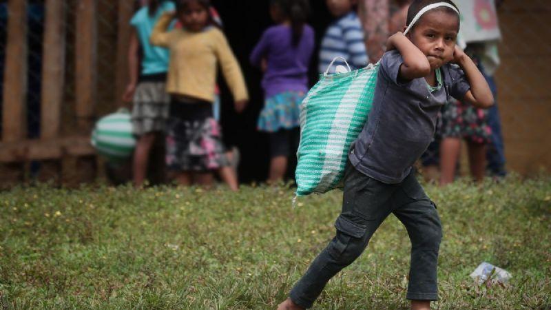OIT: Crisis por pandemia de Covid-19 llevaría a 46 millones de niños a explotación infantil