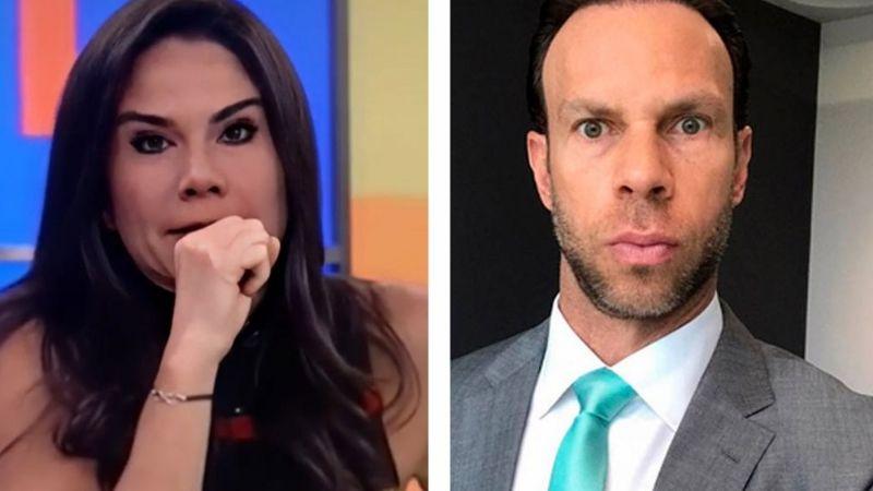 """Tras brutal divorcio de Paola Rojas, 'Zague' revela en TV Azteca que filtraron su video por """"complot"""""""
