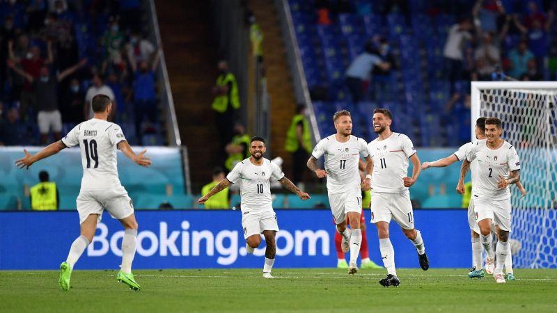 Eurocopa 2020: Italia empieza con el pie derecho al derrotar a Turquía