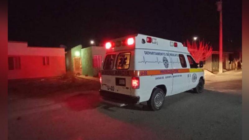 Terrible final: Bebé muere ahogado tras caer a una alberca por descuido de sus padres