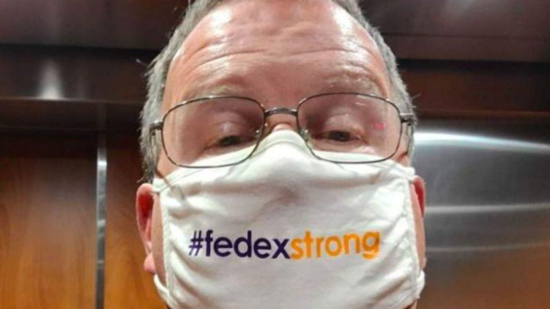 Repartidor de FedEx termina con un brazo amputado tras ser atacado por dos perros