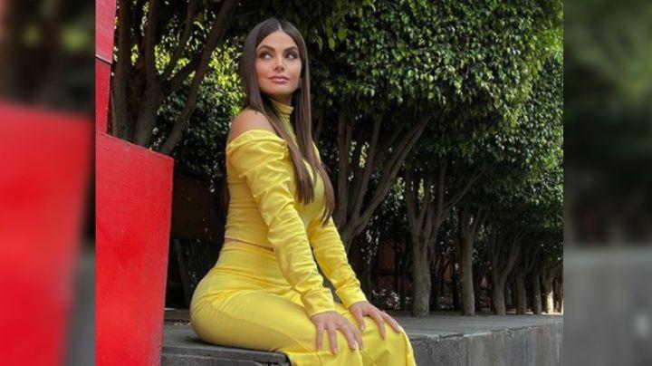 Marisol González presume en Instagram el llamativo vestido con el que enamoró a todo Televisa