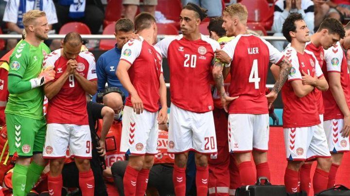 Christian Eriksen está estable; el partido Dinamarca-Finlandia se reanuda a petición de los jugadores
