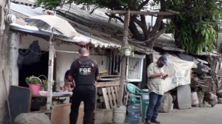 Gatilleros irrumpen en una vivienda y asesinan a un hombre frente a su familia