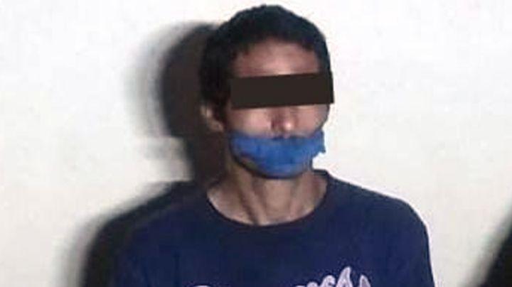 Detienen a José Ramón en Ciudad Obregón; tenía orden de aprehensión por venta de drogas