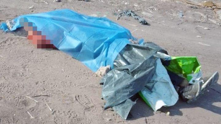 Tenía 28 años: Reconocen a joven encontrado muerto y envuelto en una lona en Ciudad Obregón