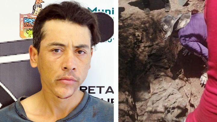 Integrante de Rastreadoras de Ciudad Obregón halla los restos de su hermano extraviado en 2019