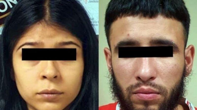 Sentencian con 23 años de prisión a pareja asesina en Nogales; metieron a su víctima en una maleta
