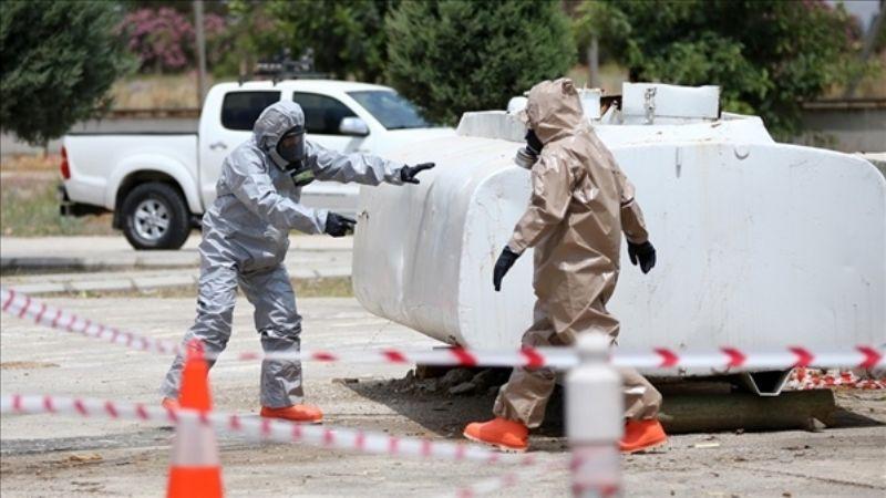 8 muertos y 3 heridos por fuga de producto tóxico en una planta de China