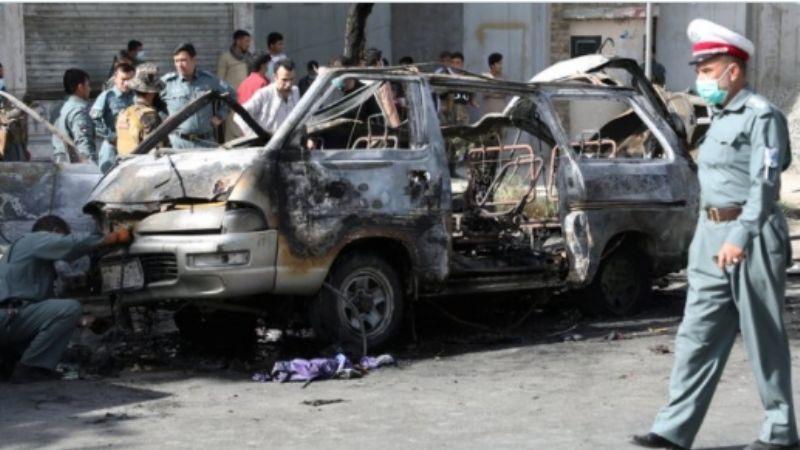 Dos bombas azotan Afganistán; se reportan 7 muertos y 6 personas heridas