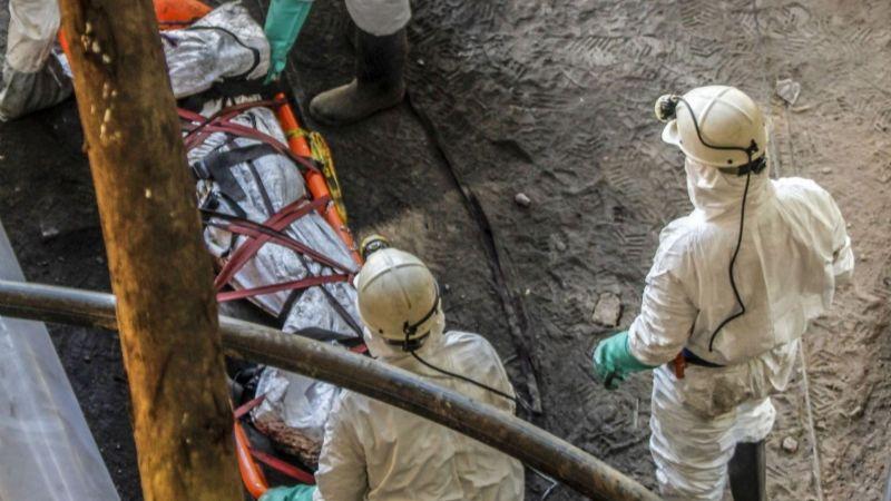 Bajo tierra: 9 trabajadores mueren tras la explosión de una mina en Colombia