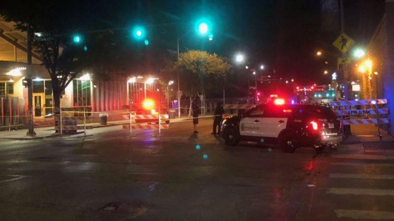 Caos en Texas por un tiroteo masivo que dejó saldo de 13 personas heridas; dos de gravedad