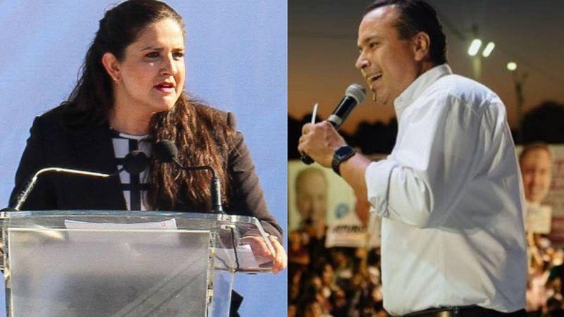 Célida López se aferra a la alcaldía; impugnará el triunfo electoral de Antonio Astiazarán