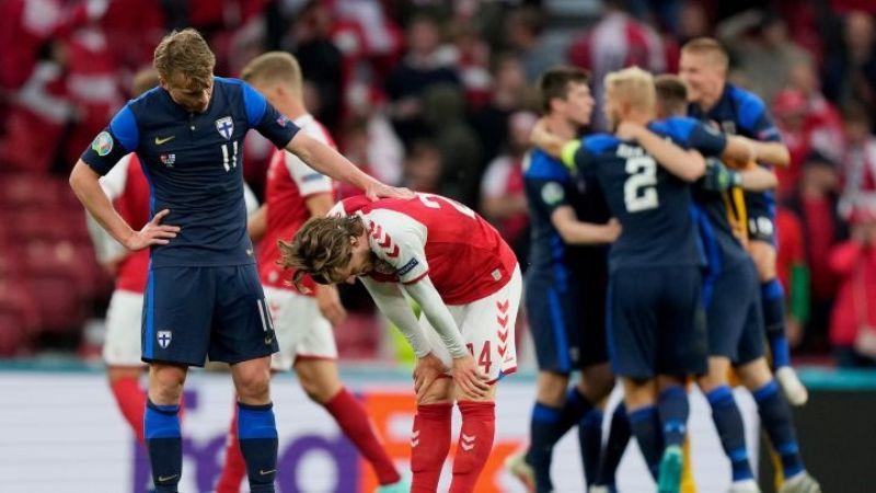 Finlandia vence a Dinamarca en la Eurocopa tras interrupción por lo sucedido con Eriksen