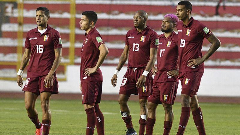 Venezuela reporta 12 casos positivos de Covid-19 a un día de su debut en Copa América
