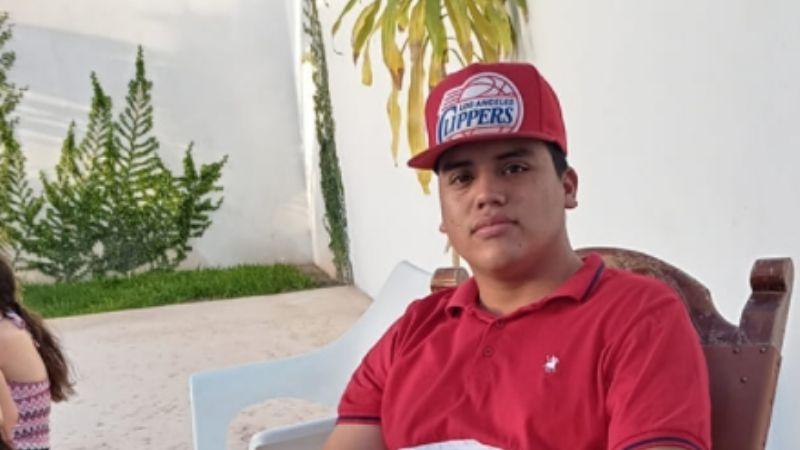 Tragedia en Sonora: Desaparece Francisco Nicolás de 21 años; salió de casa y lo 'levantaron'