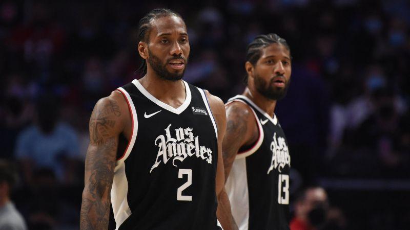 Kawhi Leonard y Paul George 'sacan la garra' y los Clippers pelean la serie de nuevo
