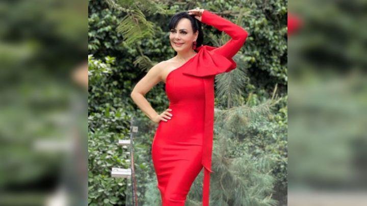 ¿Se casó? Maribel Guardia deja en shock a todo Instagram al mostrarse en atuendo blanco