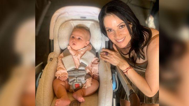 ¿Y Camila Fernández? Hija de 'El Potrillo' deja a su hija con exesposa del cantante