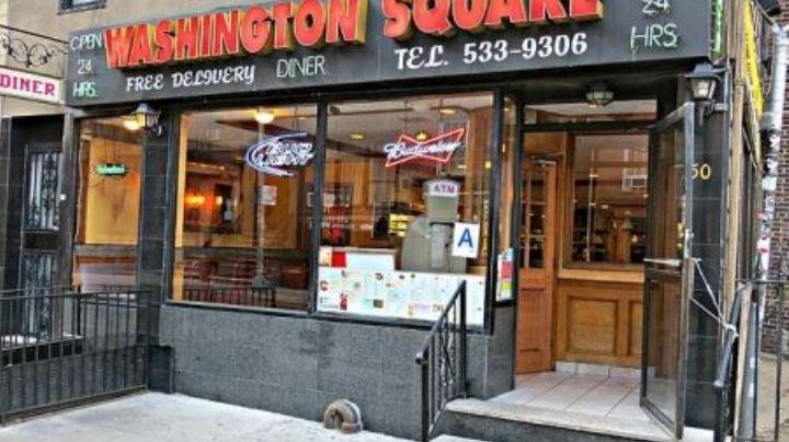 Atroz: Vagabundo arroja a un chef de 77 años contra el ventanal de un restaurante