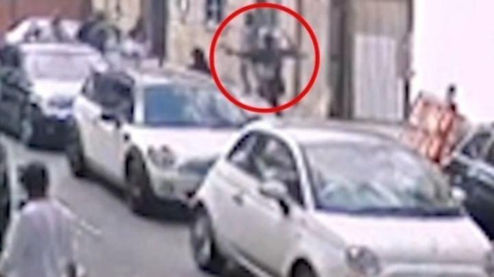 FOTOS: Pelea con machetes deja a un adolescente muerto; gritaba, corría y sangraba del pecho