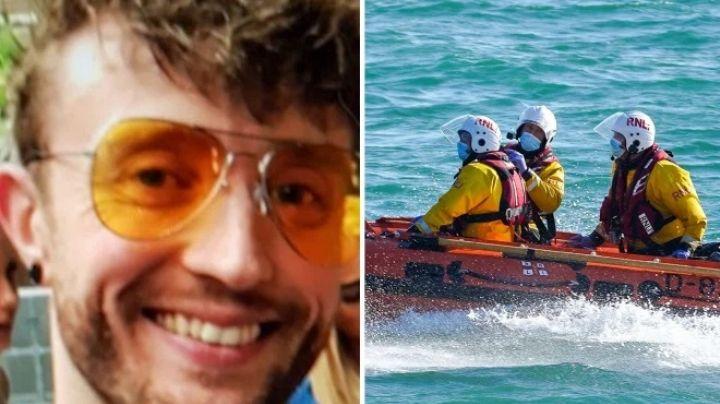 Trágica muerte: Kayakista, de 33 años, se mete al mar y desaparece; encuentran su cadáver
